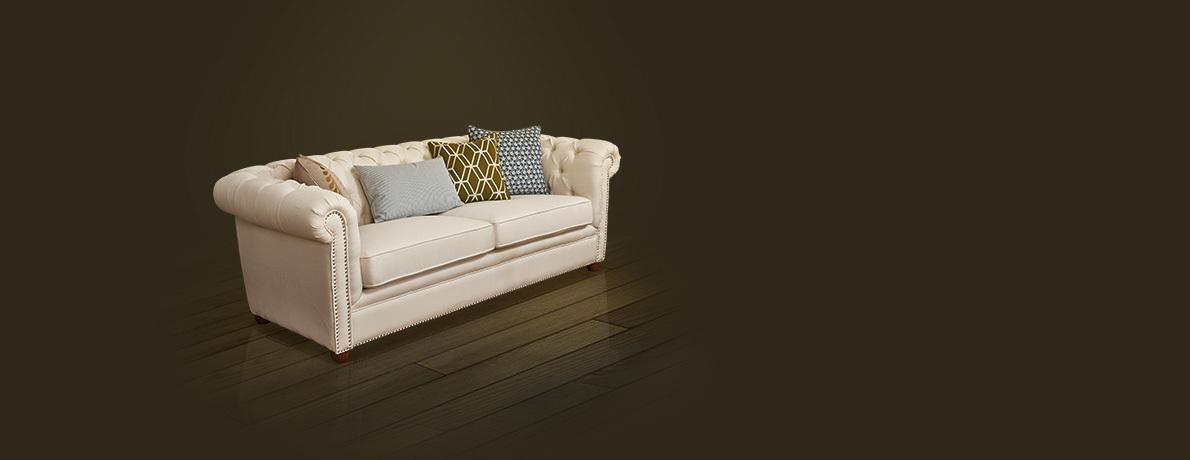Banner sofa