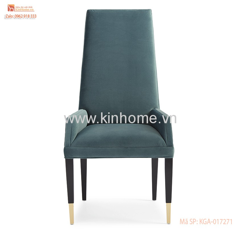 Ghế Ăn Caracole THE MASTERS DINING SIDE CHAIR có tay