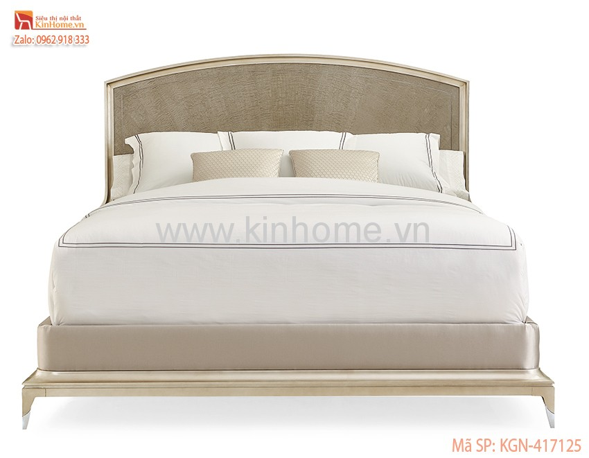 Giường Ngủ Caracole RISE TO THE OCCASION KGN-417125