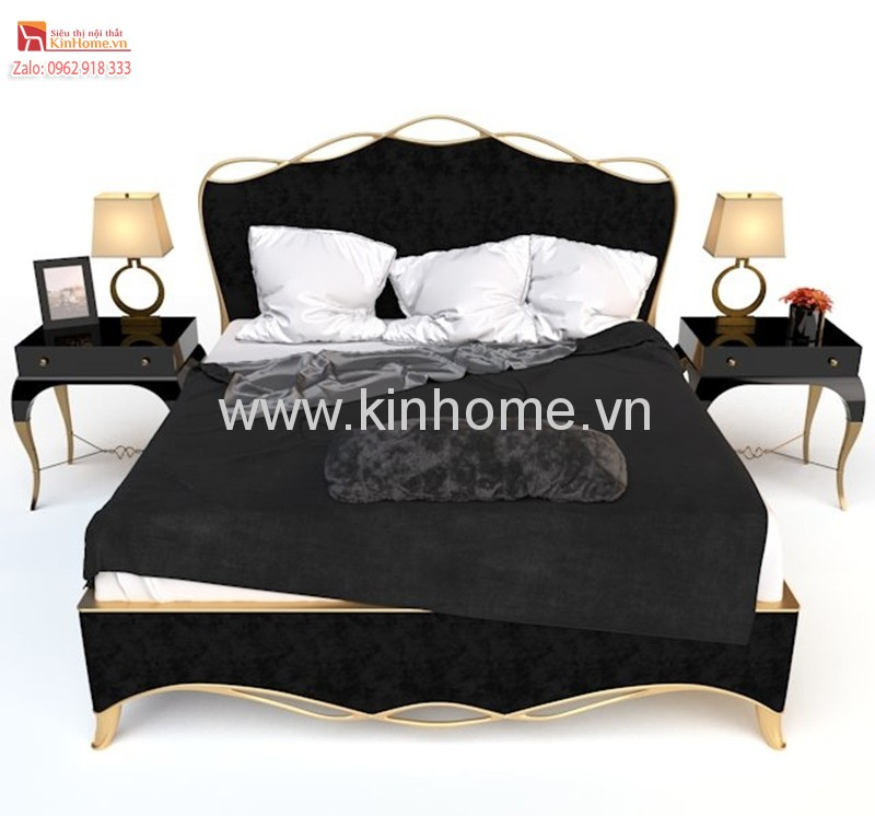 Giường Ngủ Caracole THE RIBBON BED