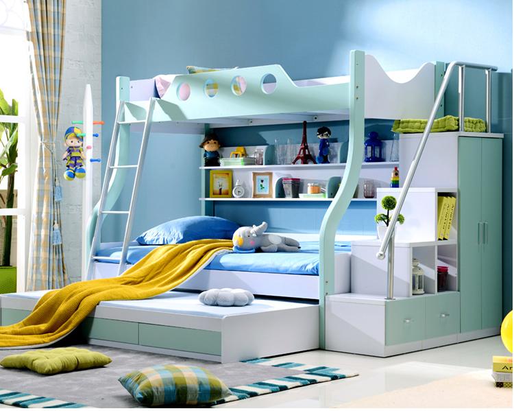 mẫu giường trẻ em đẹp (03)