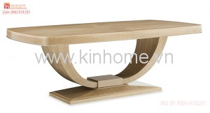 Bàn Ăn Caracole FAN DINING TABLE